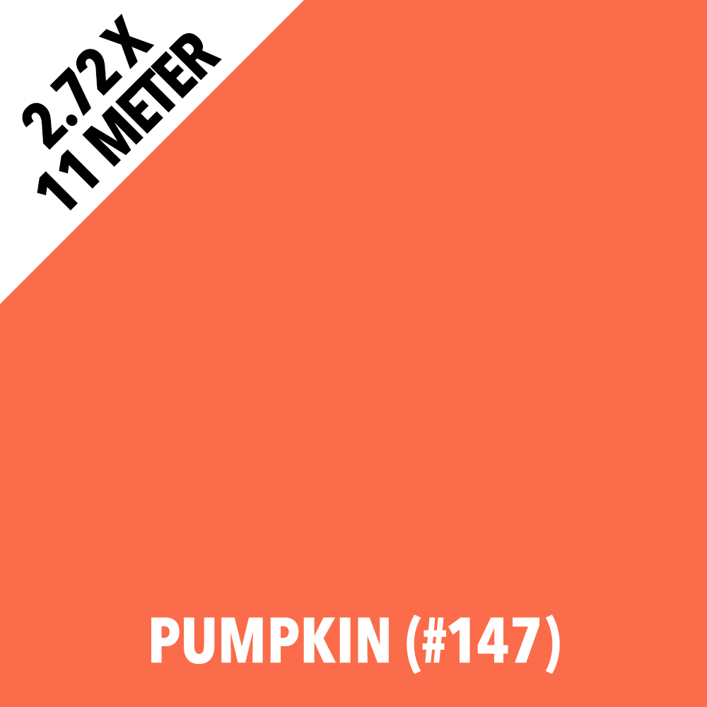 Afbeelding van Colorama 147 Pumpkin 2,72x11m