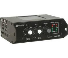 Azden FMX-22 Portable Mixer