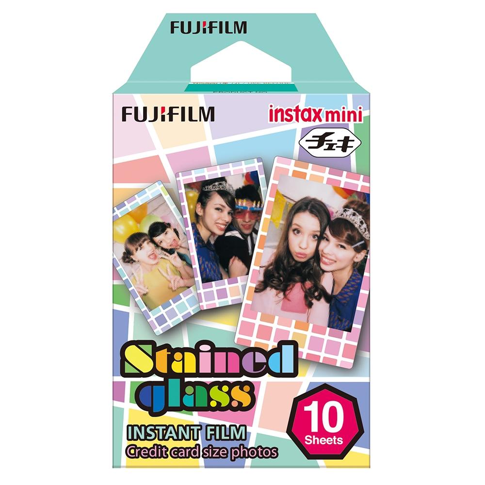 Fujifilm Instax Mini Stained Glass Instant Film