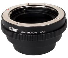 Kiwi Photo Lens Mount Adapter LMA-SM(A)_PQ
