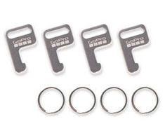 GoPro Wi-Fi Remote Atachement Keys + Rings