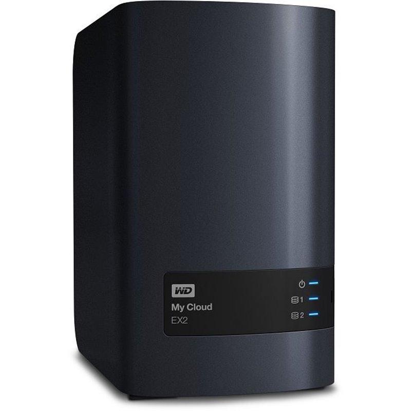 Western Digital My Cloud EX2 Ultra NAS 4TB Personal Cloud