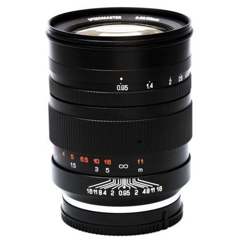 Zhongyi Mitakon 50mm F/0.95 Speedmaster Pro voor Sony FE OUTLET