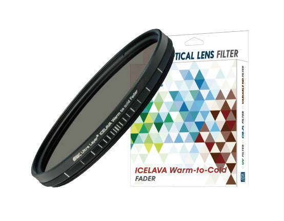ICELAVA Warm to Cold Fader 82mm