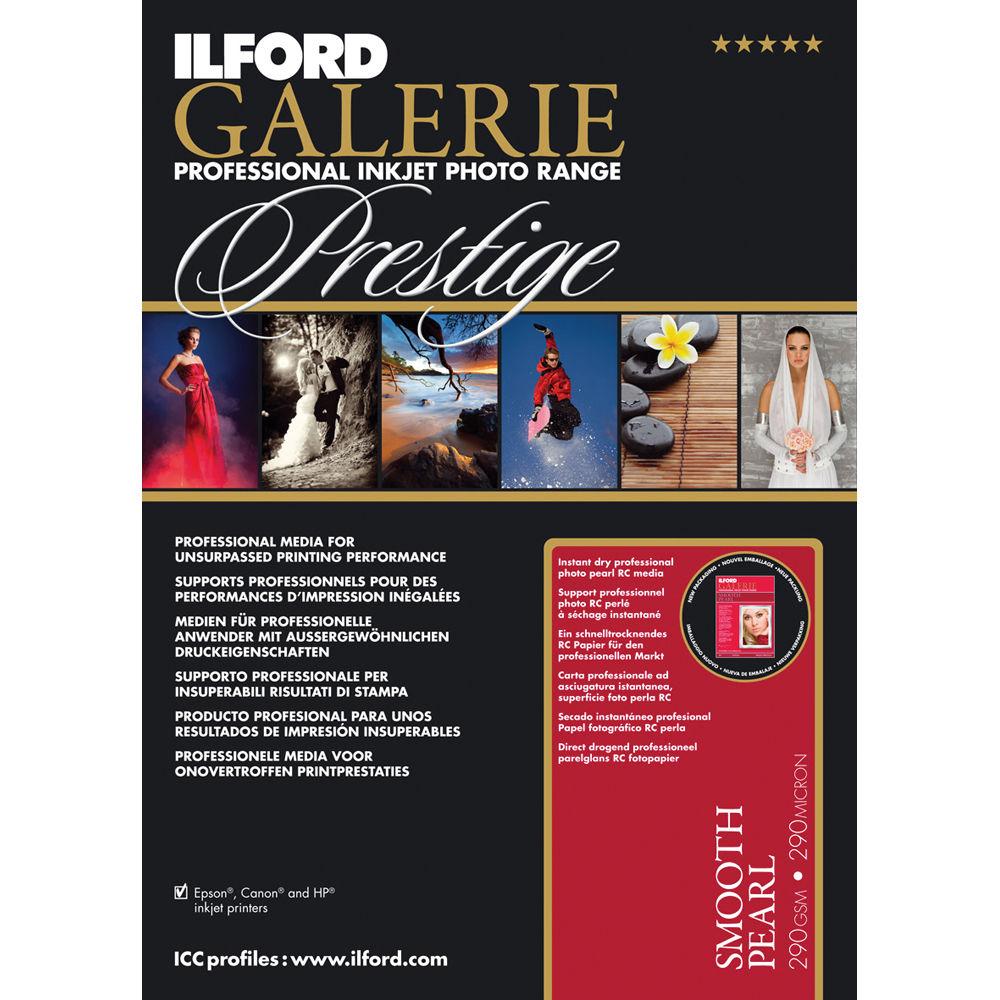 Ilford GALERIE Prestige Smooth Pearl A2 25 vel