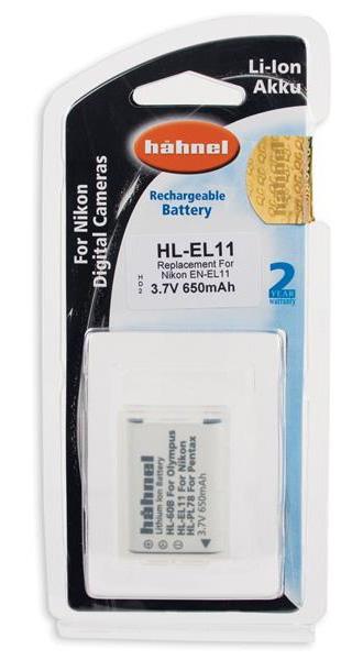 Hahnel HL-EL11 Nikon EN-EL11
