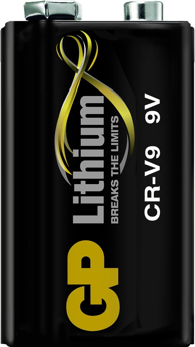 GP Batteries Lithium CR-V9