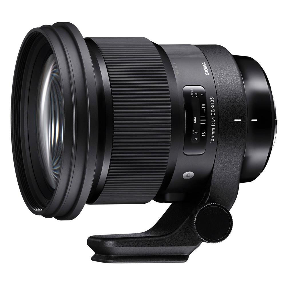 Sigma 105mm F/1.4 DG HSM ART Canon