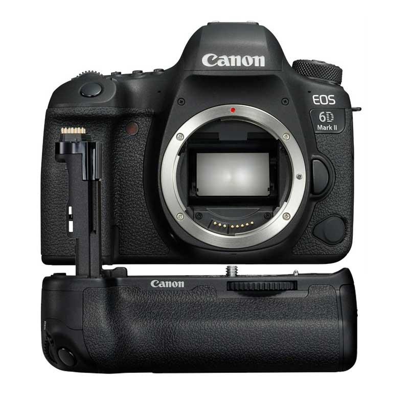 Canon EOS 6D mark II + BG-E21 Battery Grip