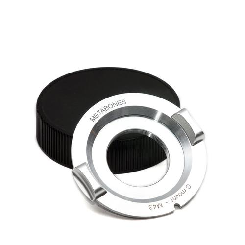 Metabones C mount - Micro 4/3 III