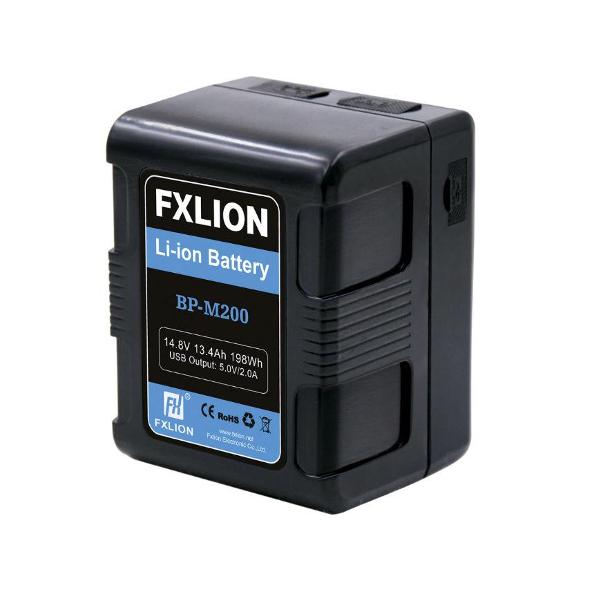 FXlion V-lock 14.8V/13.4AH/198WH mini size
