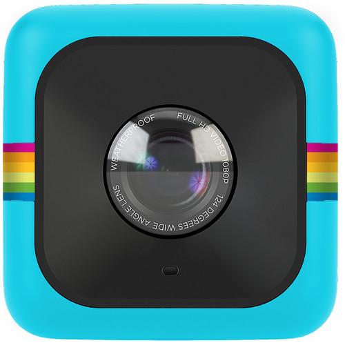 Polaroid Kubus WiFi Plus Actioncam Blauw