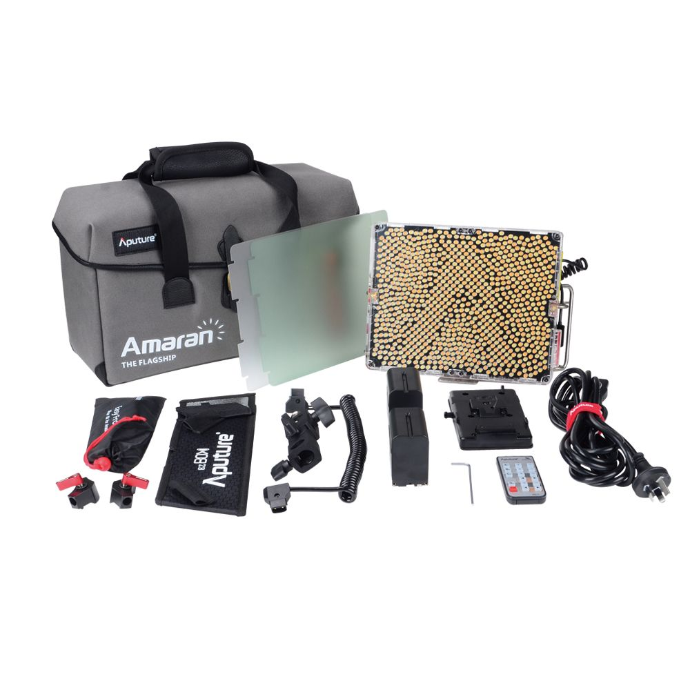 Aputure Amaran Tri-8s LED A-Mount