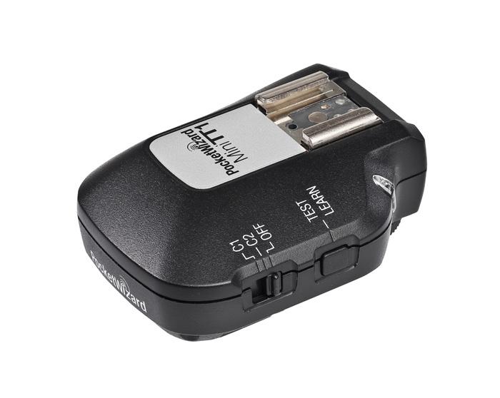 PocketWizard MiniTT1, Canon