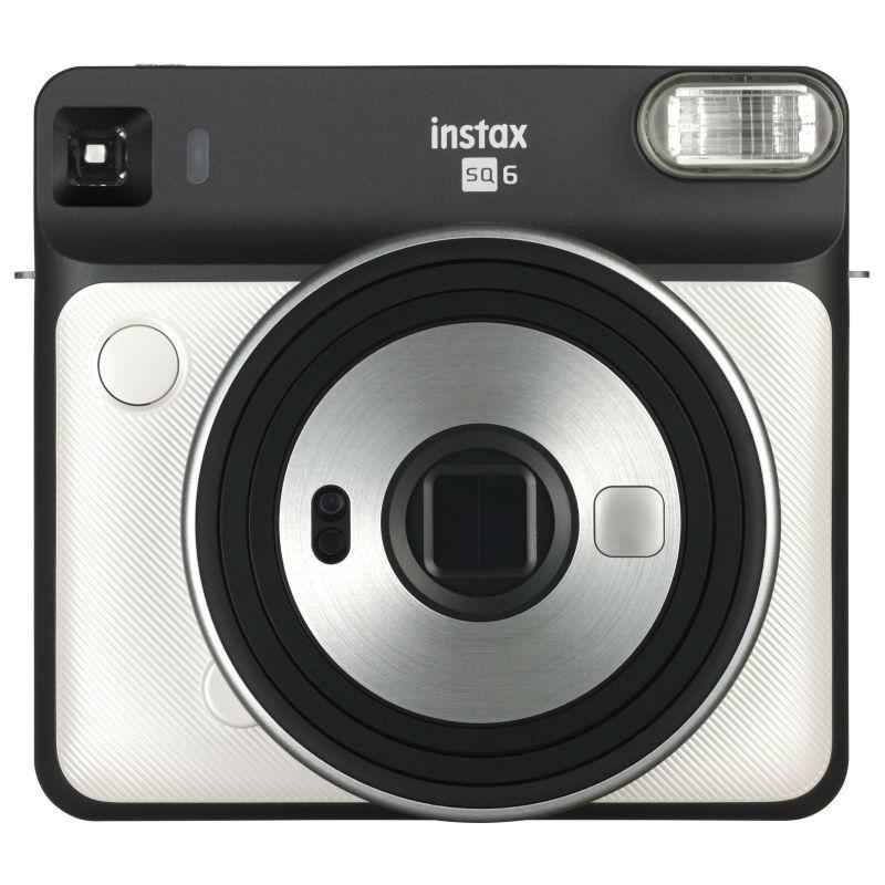 Fujifilm Instax Square SQ6 Camera Pearl White