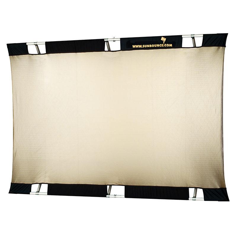 Sunbounce SB PRO KIT Zebra Gold / Silver - Backsite White (seamless)