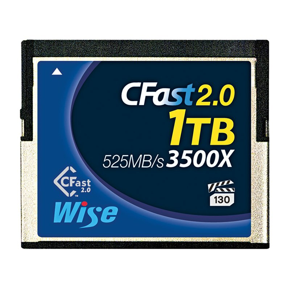 Wise CFast 2.0 Card 3500X 1TB