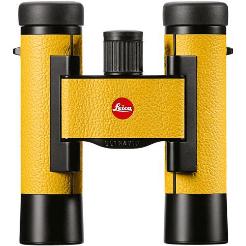 Leica 40632 Ultravid 10x25 Colorline lemon yellow