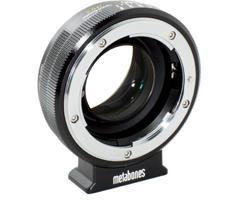 Metabones Adapter Nikon G naar E-Mount Speed Booster ULTRA / Adapter Nikon G naar E-Mount Camera 0,71x converter, met AS compatibel statiefvoet