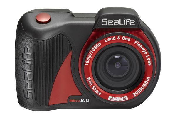 Sealife SL510 Micro 2.0 WiFi 32GB