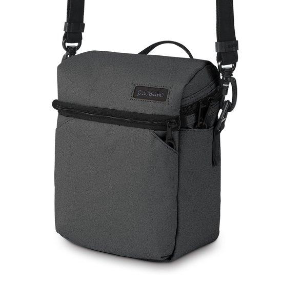 Pacsafe Camsafe Z5 camera & tablet tas Charcoal