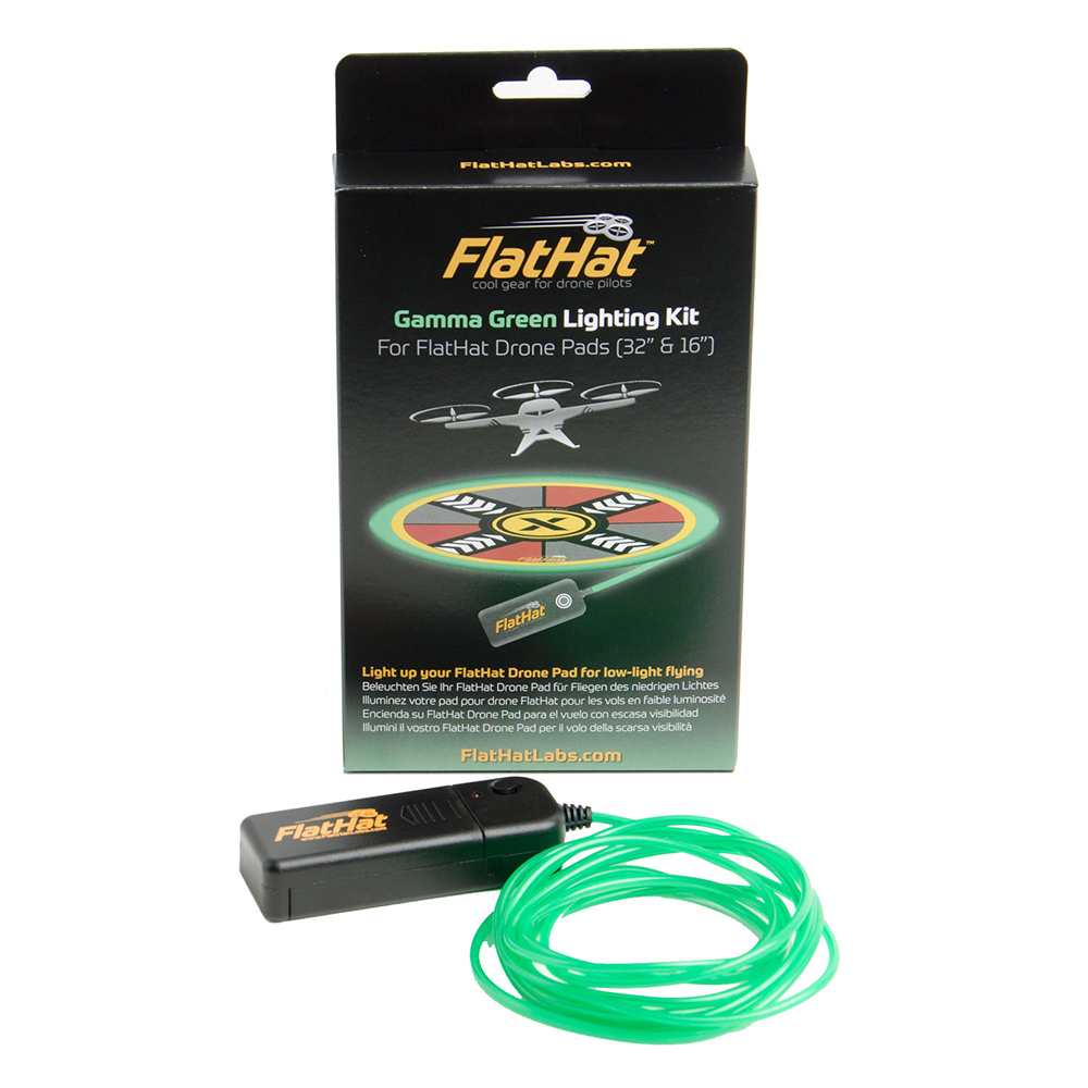Rogue Lighting Kit voor Drone Pad - Gamma Green