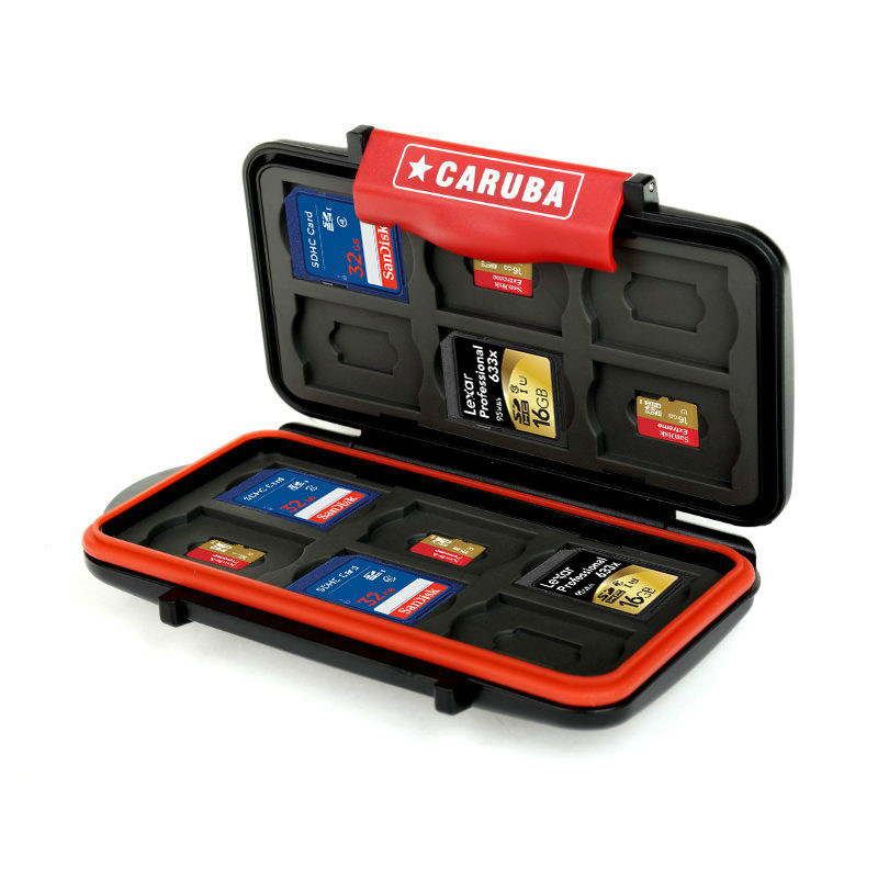 Caruba MCC-5 Multi Card Case