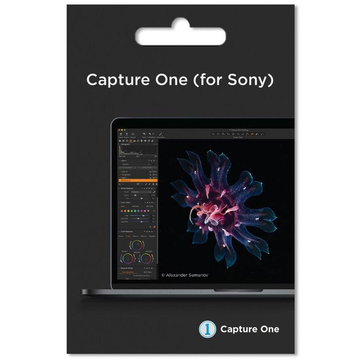 Capture One Pro 20 voor Sony *DOWNLOAD*