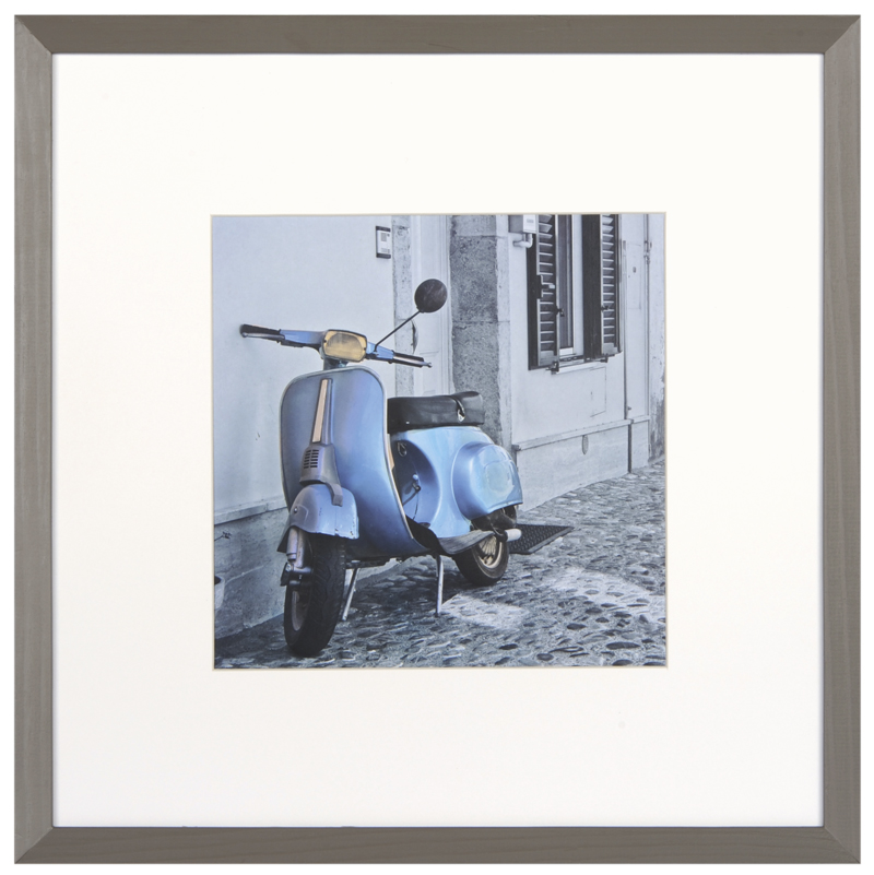 Henzo Umbria 30x30 Frame bruin