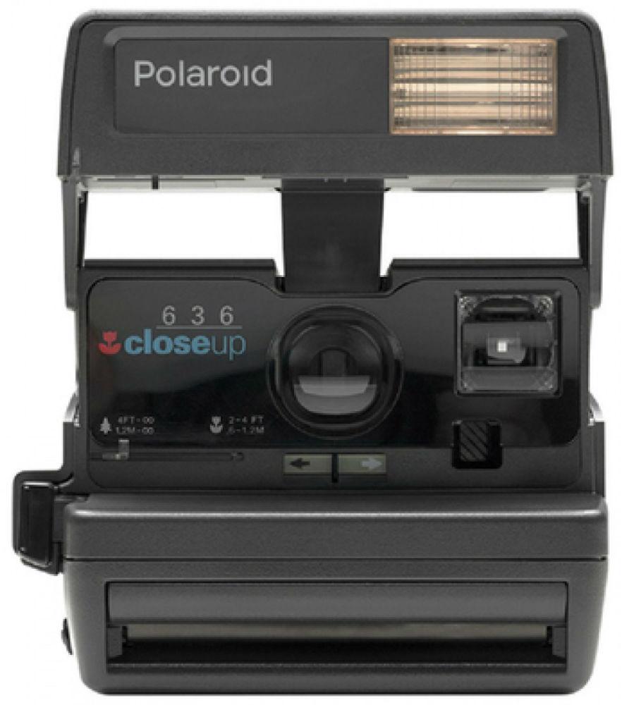 Polaroid 600 Square Camera Refurbished III Generation