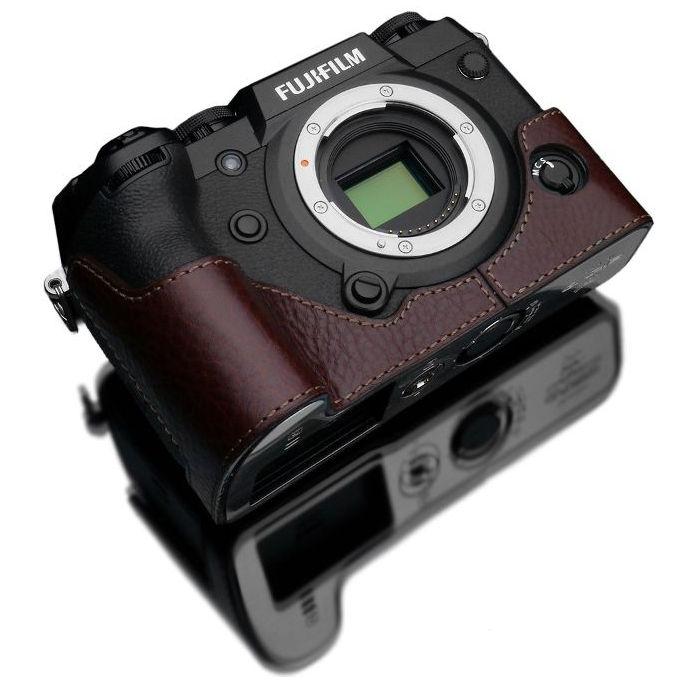 Gariz Halfcase bruin voor Fujifilm X-H1