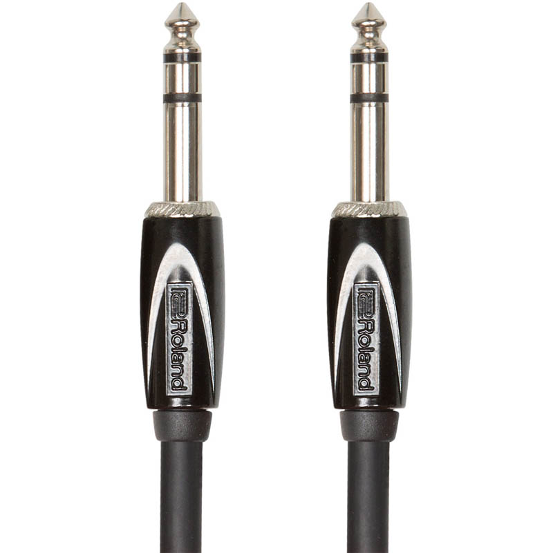 Roland RCC-5-TRTR Jack-Jack Stereo Cable - 1,5 m