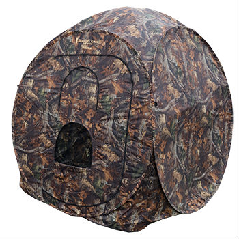 Stealth Gear Extreme Professional two man wildlife square hide Schuiltent