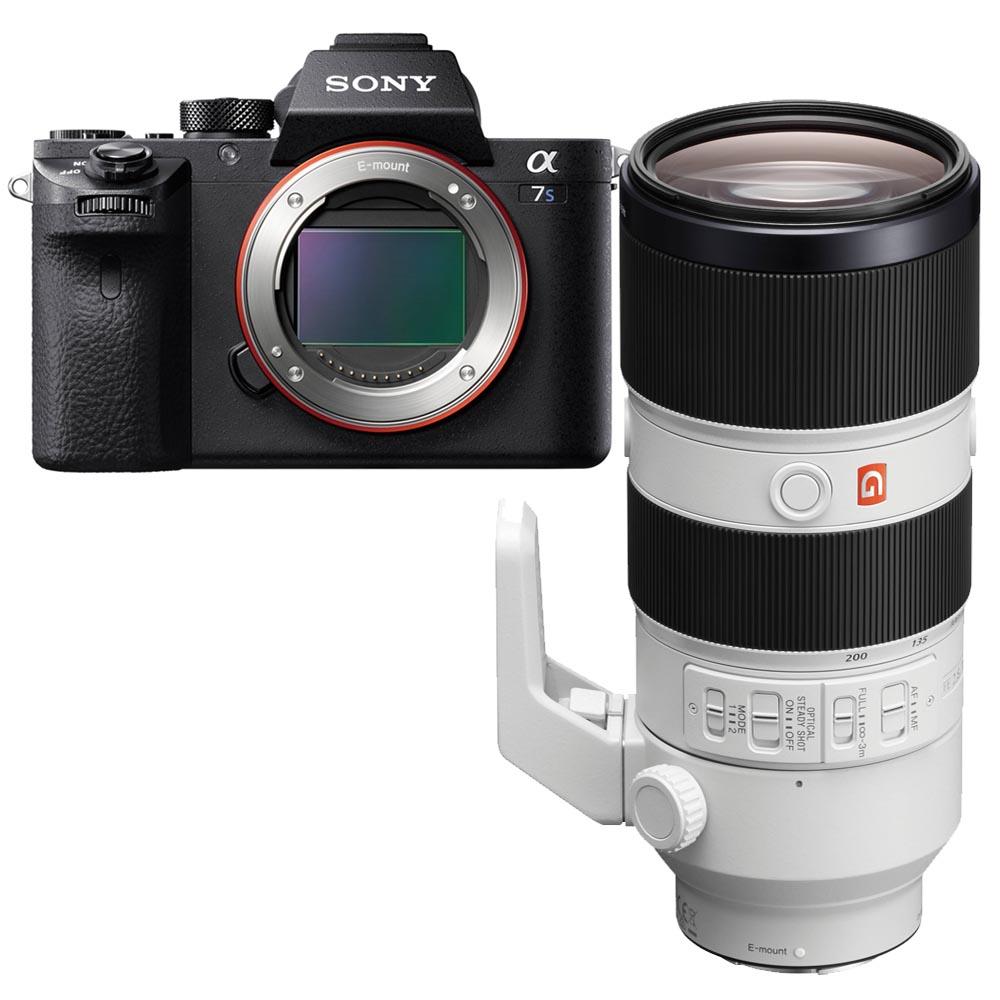 Sony A7S mark II + 70-200mm F/2.8 GM