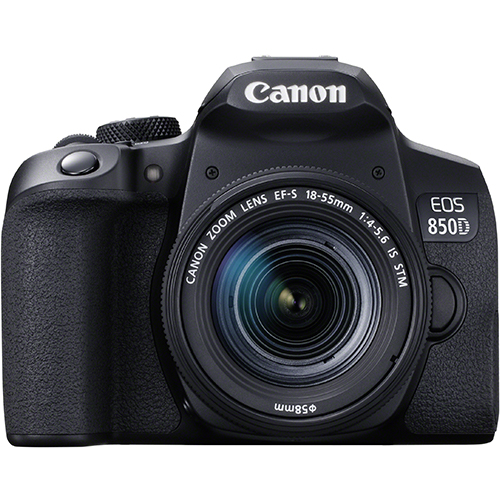 Canon EOS 850D + 18-55mm F/4-5.6 iS STM Compact