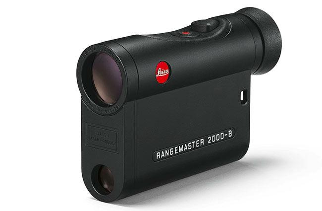 Leica 40536 CRF 2000 Rangemaster zwart