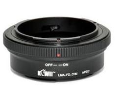 Kiwi Lens Mount Adapter (Canon FD naar Canon M)