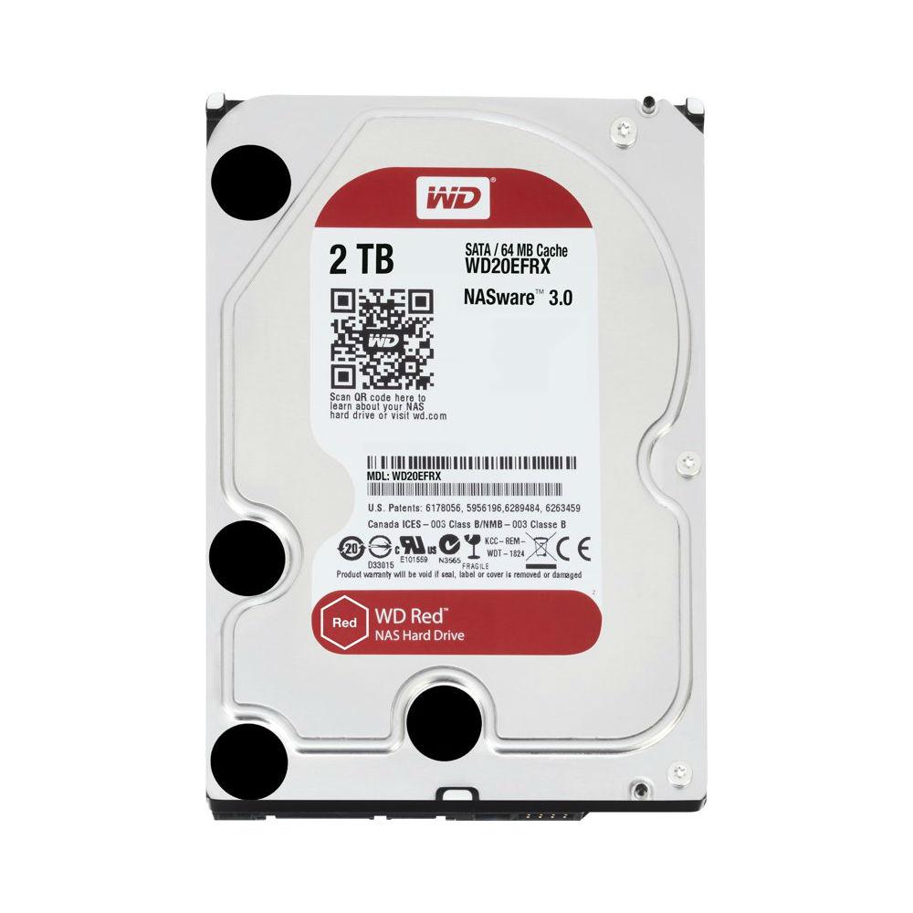 Western Digital Networking NAS HDD 2TB SATA 6Gb/s 64MB Cache 3,5