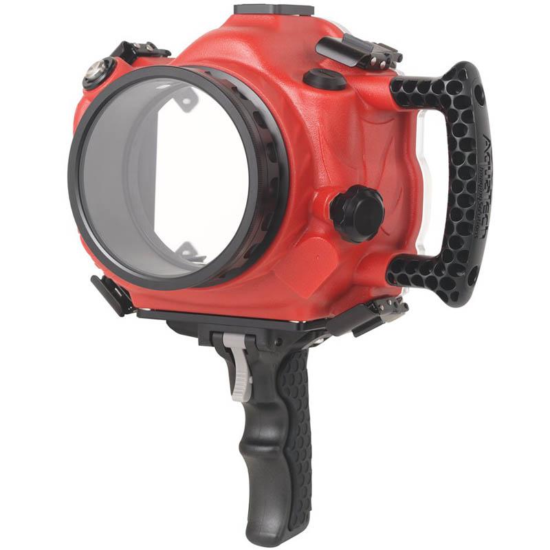 AquaTech Canon 7D Mark II Base II Housing Kit