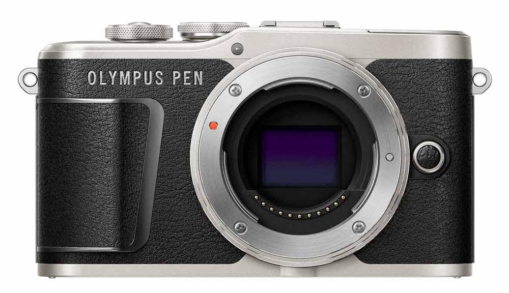 Olympus PEN E-PL9 body zwart