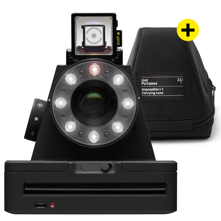 Impossible I-1 Camera + I-1 Case