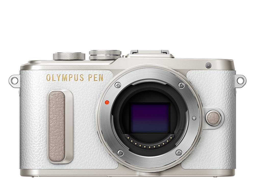 Olympus PEN E-PL8 body wit