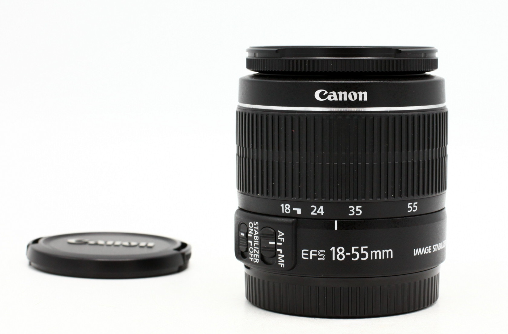 Canon EF-S 18-55mm IS II F/3.5-5.6 occasion