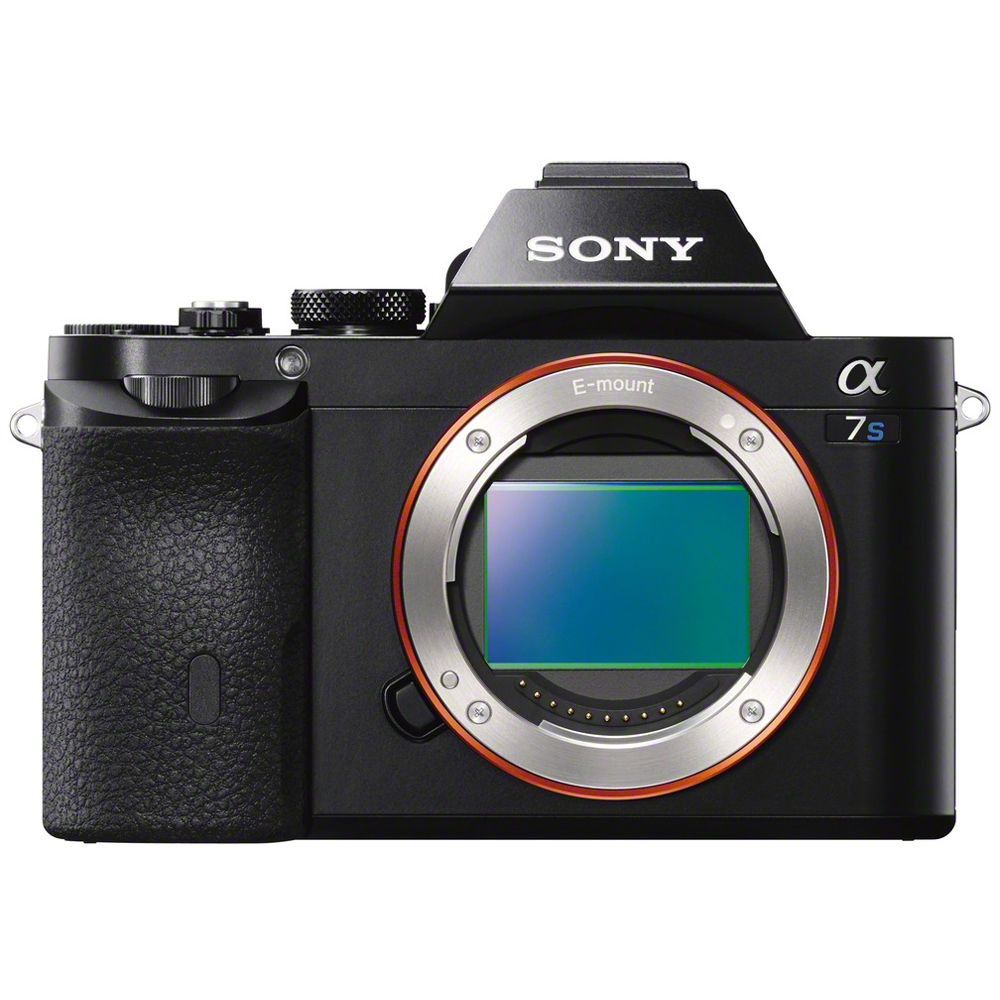 Sony A7S body (ILCE7SBCEC) Outlet