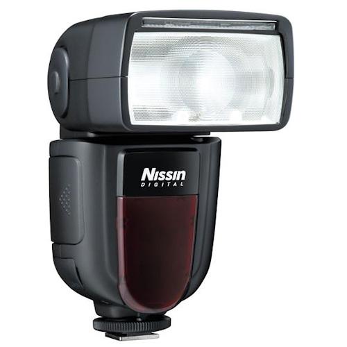 Nissin Di700A flitser Canon