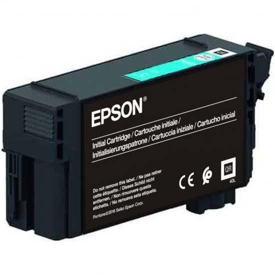 Epson T40C240 Inkt Cyaan