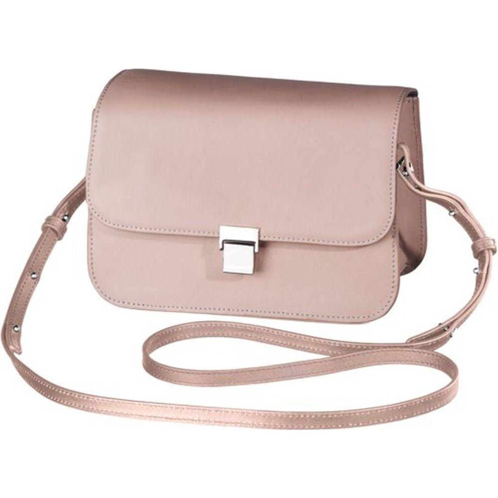 Olympus Leather Shoulder Bag Just Nude