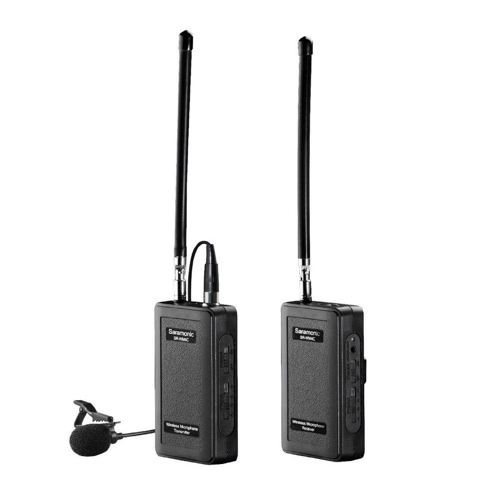 Saramonic Wireless Microphone System WM4C