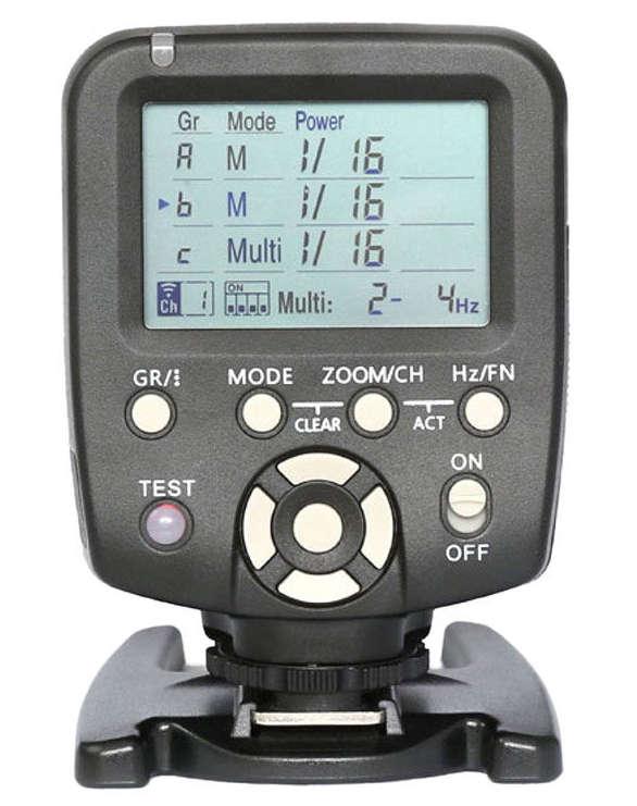 Yongnuo YN560-TX II Wireless Controller voor Canon