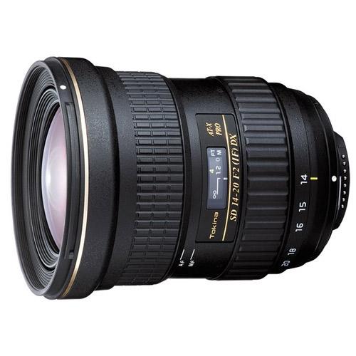 Tokina AT-X DX 14-20mm F/2.0 Nikon